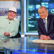 Baseball Legend Pete Rose Visits Stuart 1 Art Print