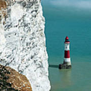 Beachy Head Art Print