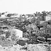 Bethlehem 19th Century Art Print