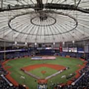 Boston Red Sox V Tampa Bay Rays Art Print