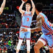 Brooklyn Nets V Atlanta Hawks Art Print