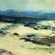 Carmel Shore 1919  Art Print
