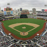 Chicago Cubs V San Diego Padres Art Print