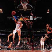 Cleveland Cavaliers V Phoenix Suns Art Print