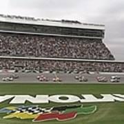 Daytona 500 Art Print