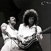 Entertainmentmusic. Live Aid Concert Art Print