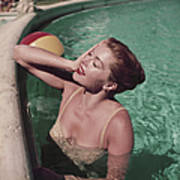 Esther Williams Art Print