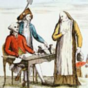 French Revolution 1789 Art Print
