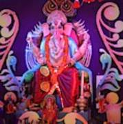 Ganesha3 Art Print