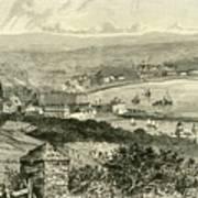 General View Of Douglas Art Print