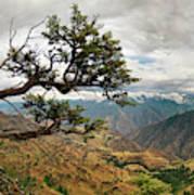Hells Canyon Panoramic Art Print
