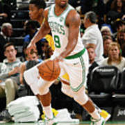 Indiana Pacers V Boston Celtics Art Print