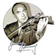 Jack Benny Art Print