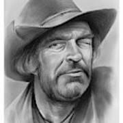 Jack Elam Art Print