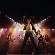 Judas Priest Album Cover Shoot Art Print