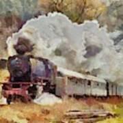 Kylltal Railway  Art Print