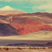 Landscapes Of Northern Argentina Art Print