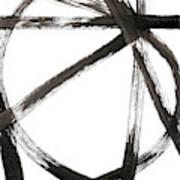 Linear Expression V Art Print