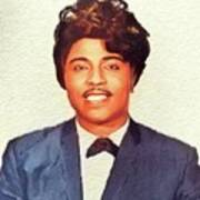 Little Richard, Music Legend Art Print