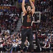 Milwaukee Bucks V Cleveland Cavaliers Art Print