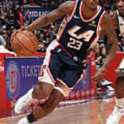 Milwaukee Bucks V La Clippers Art Print