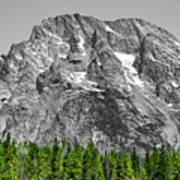 Mountain Rising Art Print