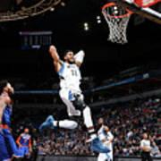 New York Knicks V Minnesota Timberwolves Art Print