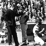 N.y. Mets Vs. Baltimore Orioles. 1969 Art Print