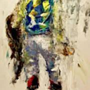 Phantom Jockey Art Print