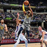 Philadelphia 76ers V Memphis Grizzlies Art Print