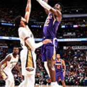 Phoenix Suns V New Orleans Pelicans Art Print