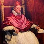 Pope Innocent X Art Print