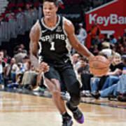 San Antonio Spurs V Cleveland Cavaliers Art Print
