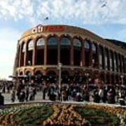 San Diego Padres V New York Mets Art Print