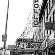 The Apollo Theater In Harlem. Otis Art Print