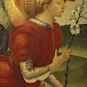 The Archangel Gabriel Art Print