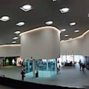 The New Art Center In Taiwan Art Print