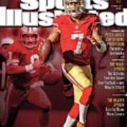 The New Kings 2013 Nfl Football Preview Issue Sports Illustrated Cover Art Print