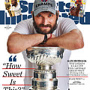 The Ultimate Trifecta 3 Days, 3 Champions Sports Illustrated Cover Art Print