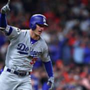 World Series - Los Angeles Dodgers V 1 Art Print