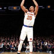Indiana Pacers V New York Knicks Art Print