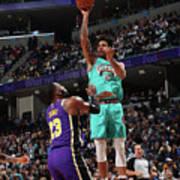 Los Angeles Lakers V Memphis Grizzlies Art Print