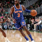 New York Knicks V Milwaukee Bucks Art Print
