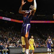 Phoenix Suns V Golden State Warriors Art Print