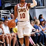 Cleveland Cavaliers V Orlando Magic Art Print