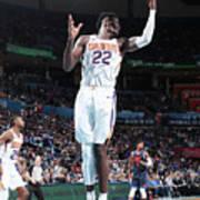 Phoenix Suns V Oklahoma City Thunder Art Print