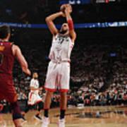 Cleveland Cavaliers V Toronto Raptors - Art Print