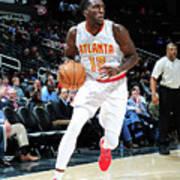Milwaukee Bucks V Atlanta Hawks Art Print