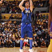 La Clippers V Los Angeles Lakers Art Print