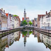 Brugge - Belgium Art Print